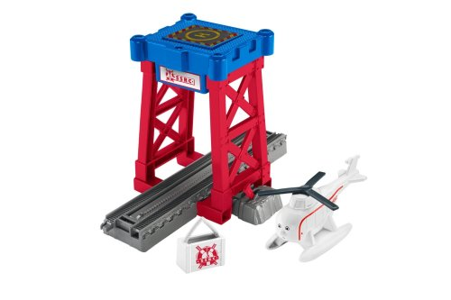 Harolds Helipad Search and Rescue Lights and Sounds - Trackmaster Revolutio