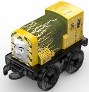Iron Bert Electrified - Thomas Minis 2016