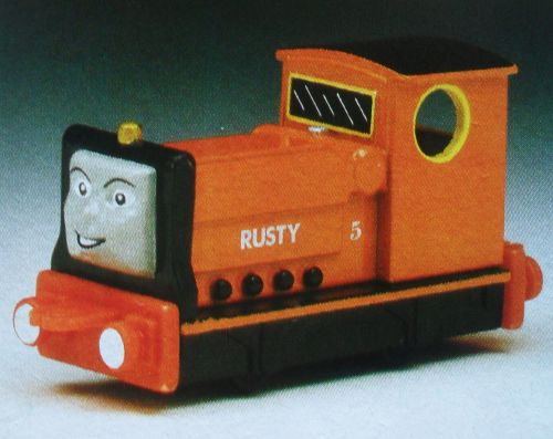 Rusty - Ertl