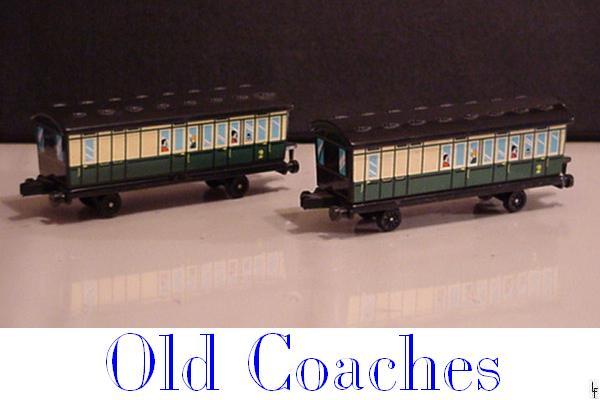 Old Coaches - Ertl