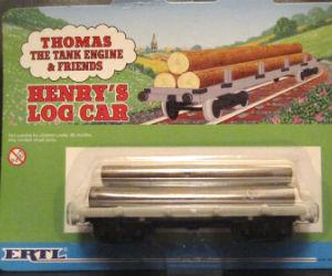 Henry's Log Car - Ertl