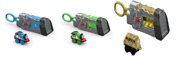 Minis Launchers - Set of 3 - Thomas Minis
