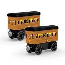 Annie and Clarabel - Light Up Reveal - Thomas Wooden
