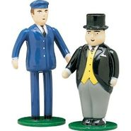 Fat Controller and Porter - Ertl