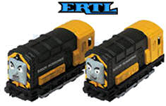 Iron Bert - Ertl