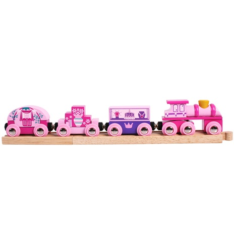 Princess Train - BigJigs Rail