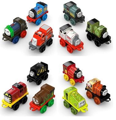 2016 3 Pk Minis - All 4 3 Packs - Thomas Minis