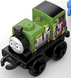 Luke Graffiti - Thomas Minis 2016