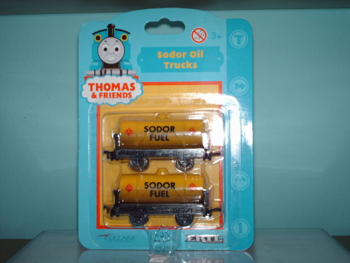 Sodor Oil Trucks - Ertl