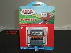 S C Ruffey and Troublesome Truck - Ertl