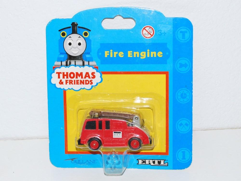Sodor Fire Engine - Ertl