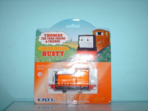 Rusty - Metallic - Ertl