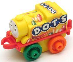 Tootsie Roll Dots Thomas - Thomas Minis