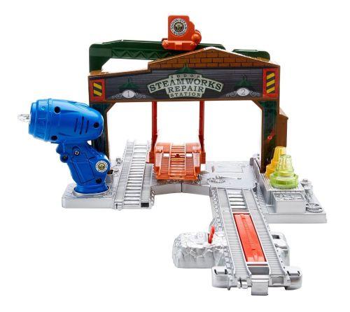 Steamworks Repair Station - Trackmaster Revolution