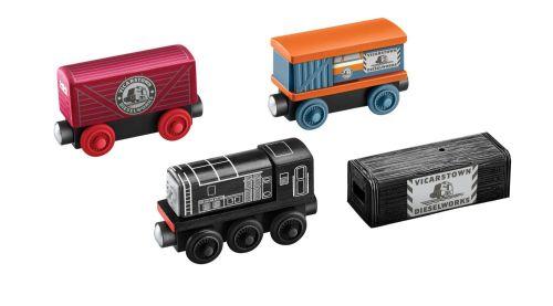 Diesels in Disguise - Thomas Wooden
