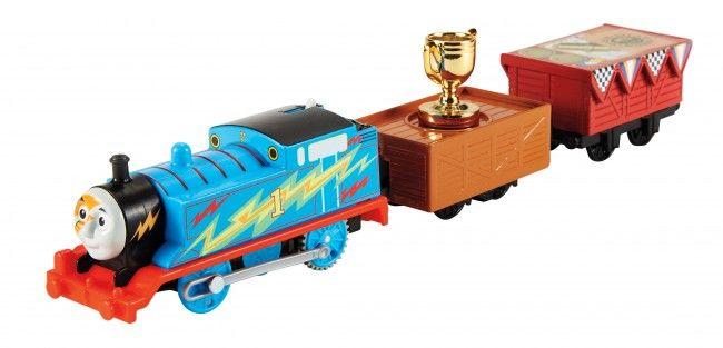 Preorder - Trophy Thomas - Trackmaster Revolution