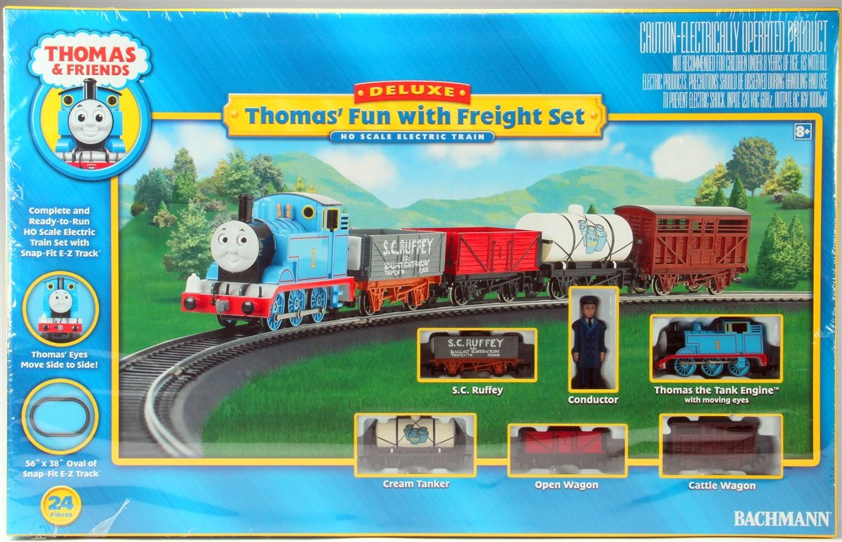 Thomas' Fun With Freight Set - Bachmann Thomas and Friends