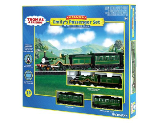 Emily's Passenger Train Set - Bachmann