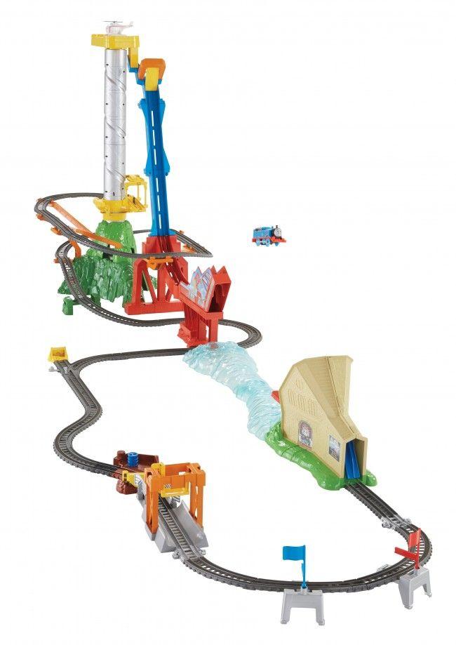 Thomas' Sky-High Bridge Jump - Trackmaster Revolution
