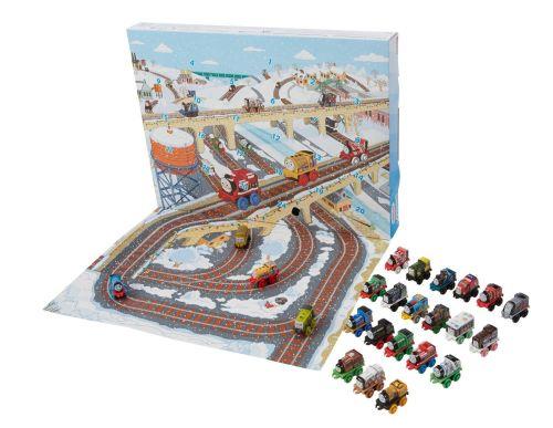 Minis Advent Calendar 2016 - Thomas Minis