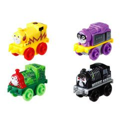 DC Superheroes 4 Pack #5 - Thomas Minis