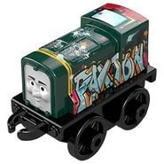 Paxton - Graffiti - Thomas Minis 1 per customer