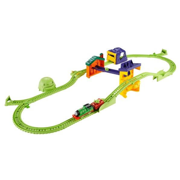 Percy's Midnight Mail Delivery Glow in the Dark - Trackmaster Revolutioin