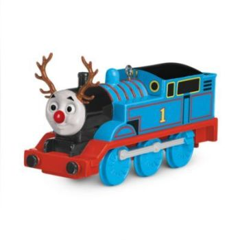 Thomas Tree Ornament #2