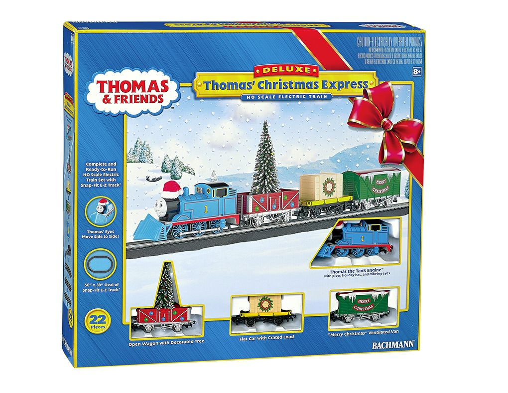 Thomas' Christmas Express  - Bachmann Thomas and Friends