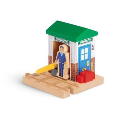 Signal House - Thomas Wooden