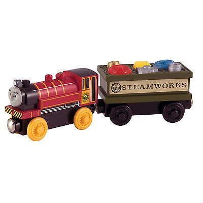 Victor and the Engine Repair Car - Thomas Wooden