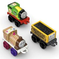 2016 3Pk Minis - Sweets Emily , Racing Percy , Troublesome Truck - Thomas Minis  Limited 1 per customer