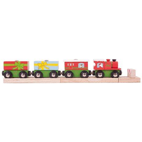 Christmas Train - BigJigs