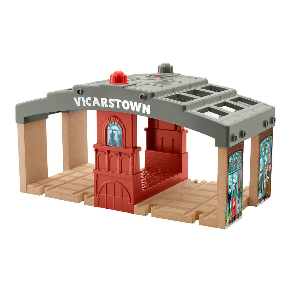 Vicarstown Station - Thomas Wooden