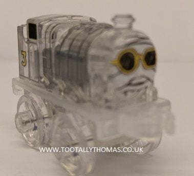 Invisible Henry - Thomas Minis 2017/1