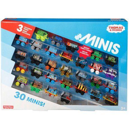 Thomas Minis 30pk with 3 Exclusive Buzzin Insect Minis - Thomas Minis