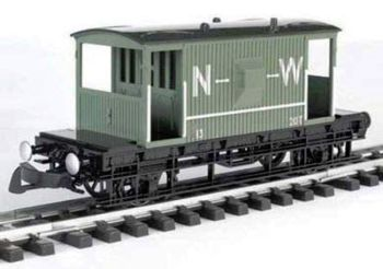Brake Van - Bachmann Large Scale