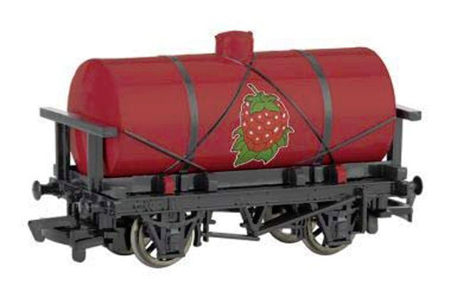 Raspberry Syrup Tanker - Bachmann Large Scale