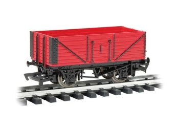 Open Wagon Red - Bachmann Large Scale