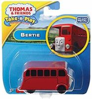 Bertie the Bus - Take N Play