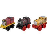 3 Pk Minis - Classic Salty , Heroes Hiro , Dino Ben - Thomas Minis