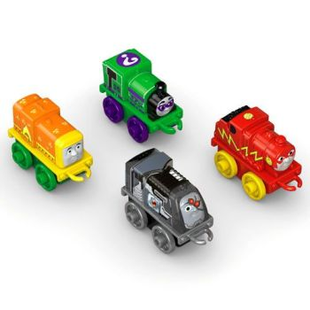 DC Superheroes 4 Pack #3 - Thomas Minis