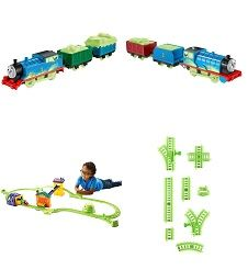 Glow in the Dark Bundle - 4 products - Trackmaster Revolution