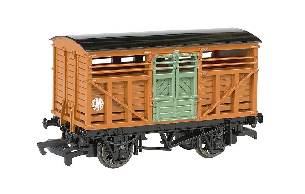 GWR Cattle Wagon - Thomas Bachmann