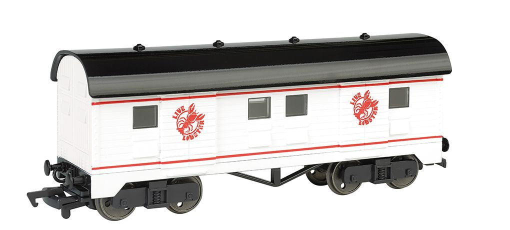 Live Lobsters Reefer Car - Thomas Bachmann - Preorder