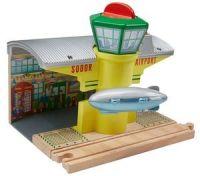 Sodor Airship Hangar - Thomas Wooden