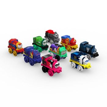 DC Superheroes 9 Pack 2017 #1 - Thomas Minis