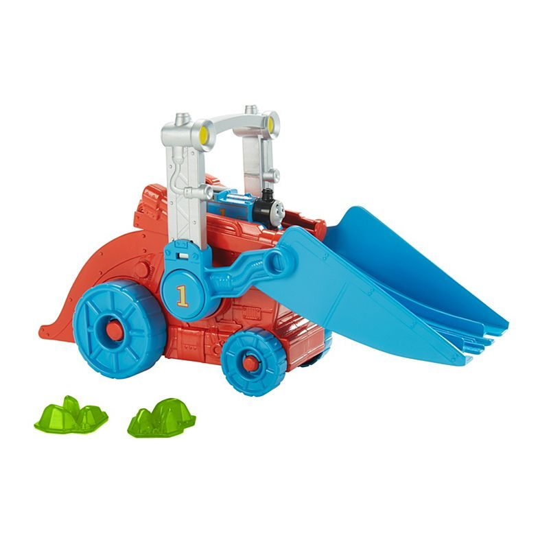 Space Mission Rover - Thomas Adventures