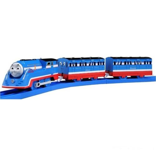 Streamlined Thomas with Special Annie and Clarabel - Plarail