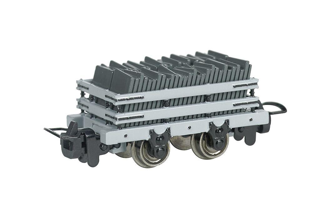 Narrow Gauge Slate Wagon w/ load (HOn30 Scale) - Bachmann Thomas and Friend